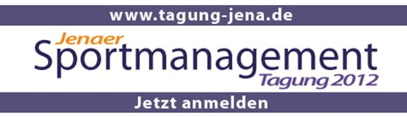 Sportmanagement Jena